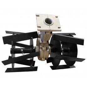 Recambio cortahierba helicoidal para desbrozadora y multifunción KUDA/Powerground