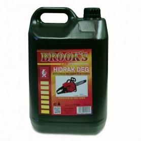 Aceite para Cadena de Motosierra. 5 litros.