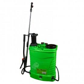 Sulfatadora 2 en 1 manual-batería SAUR 16L