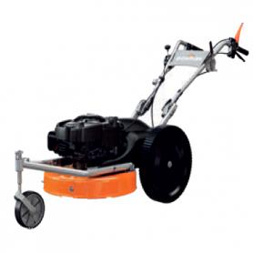 Desbrozadora de cuchillas con ruedas. 6,5 HP. Motor Intek. Alpex SP 51