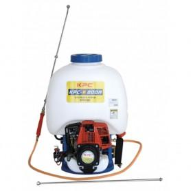 Sulfatadora Gasolina con Mochila KPC-800A.  25 litros, 10 kg.