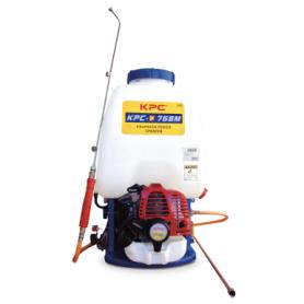Sulfatadora Gasolina KPC 768M.  20 litros, 9,8 kg.