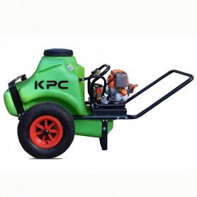 Carretilla Sulfatadora Gasolina KPC R-103-2. 2 Ruedas. 100 litros. 30 kg.