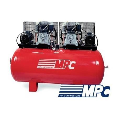 Compresor Bicilindrico Doble Etapa SNBT 90015