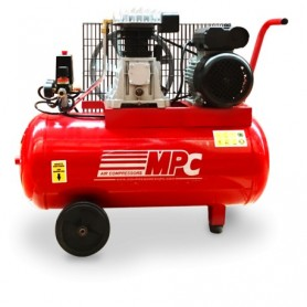 Compresor Bicilindrico Monoetapa SNB - 10025M