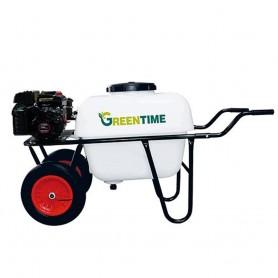 Carretilla Sulfatadora Gasolina. 100 litros. 22 Kg. GT-CARRETILLA 4T