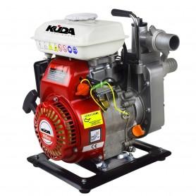 Motobomba EXDEMO gasolina a caudal OHV 40 Kuda autoaspirante 27000 litros/hora  2,5 cv  13,9 kg.