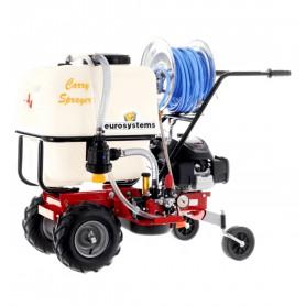 Fumigadora Gasolina Autopropulsada 2 Marchas. Carry Sprayer Eurosystems.  190 cc. 120 litros.