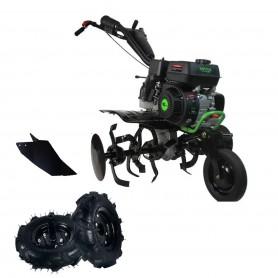 Motoazada PVG Profesional Kapotha Ultimate 7CV + KIT. Asurcador y ruedas 400x8