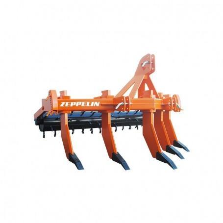 Subsolador reforzado de 5 brazos para tractor de  entre 90cv y 130cv de potencia