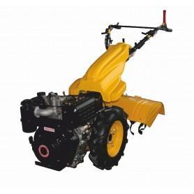 Motocultor  DIESEL y potencia de 10 HP