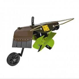 Arado rotatorio para Motocultores BDG con embrague hidráulico