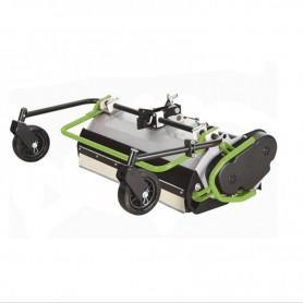 Desbrozadora trituradora de cuchillas para Motocultor BDG con embrague hidráulico