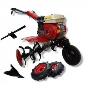 Motoazada Powerground 5.5cv, 168cc + Kit Agrícola