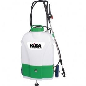 Fumigadora Kuda de carretilla a batería 20L