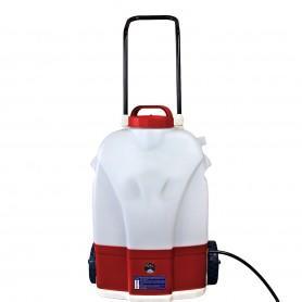 Fumigadora de carretilla a batería 20 litros
