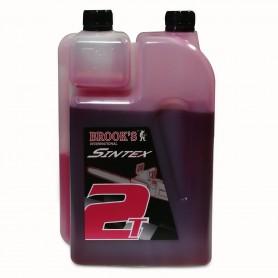 Aceite de Mezcla para Motores de 2 Tiempos. 1 litro.