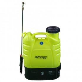 Fumigadora de batería Synergy 17 litros con 4 boquillas y 6 horas autonomía