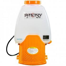 Mochila de Sulfatar de Batería Synergy 12 v, 25 l., lanza de largo alcance. 6 horas autonomía