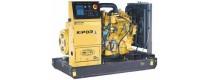 Generadores trifásicos diesesl abierto a 1500 RPM