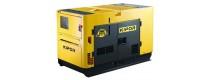 Generadores diesel ultrasilenciosos 51 dB monofásicos baratos