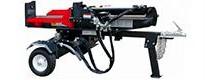Astilladora de gasolina con y sin remolque