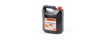 Aceite para cadena de motosierra
